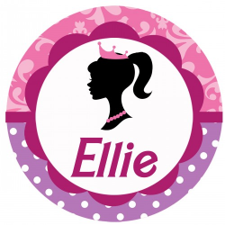 Barbie Logo Silhouette at GetDrawings.com | Free for personal use ...