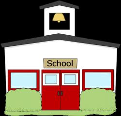 school building clip art | Clipart Panda - Free Clipart Images