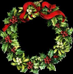 Christmas Wreath Clip Art | wreaths | Pinterest | Wreaths, Clip art ...
