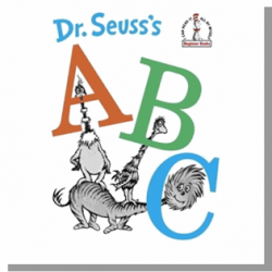 abc book dr.seuss, twins book, triplets book, rhyming, poetry