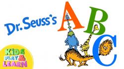 Dr Seuss's ABC Book Read Aloud - YouTube