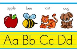 Classroom Decoration ABC Alphabet Banner sign by makutono - Teaching ...