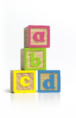 ABC Building Blocks | Clipart | The Arts | Image | PBS LearningMedia