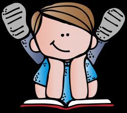 Melonheadz Reading Clipart | MelonHeadz | Pinterest | Clip art ...