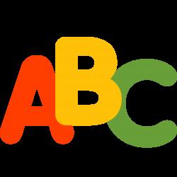 Abc PNG Transparent Abc.PNG Images. | PlusPNG
