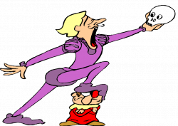 Acting Animated Clipart