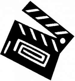 Movie Clapper Clipart | Clipart Panda - Free Clipart Images