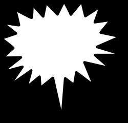 Callout Clip Art at Clker.com - vector clip art online, royalty free ...