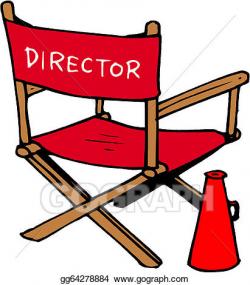 Vector Art - Director's set. EPS clipart gg64278884 - GoGraph
