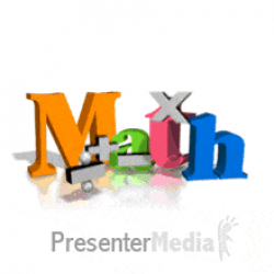 jenny holding math addition symbol