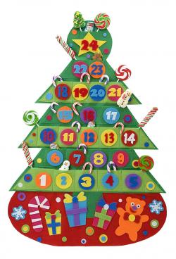 Amazon.com: ALEX Toys Craft Crafty Advent Calendar: Toys & Games