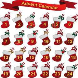 Advent Calendar – Discipleship Blog