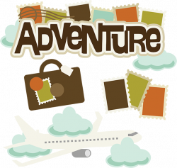 Adventure SVG airplane svg vacation svg vaction clipart cute clip ...