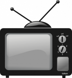 Image of Advertising Clipart #2557, Television Clip Art Images Free ...