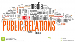 Advertisement clipart public relation - Pencil and in color ...
