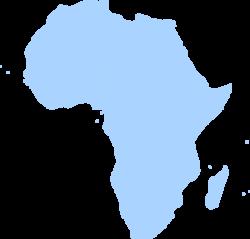 Africa Clip Art at Clker.com - vector clip art online, royalty free ...