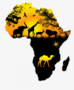 Map, Africa, Geography, Map Of Africa PNG Image and Clipart for Free ...