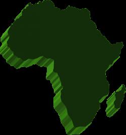 Africa 3d Clipart
