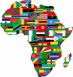 Africa Flags Slimmed Down Icons PNG - Free PNG and Icons Downloads