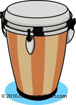 African Drum Clip Art | image information caption drum clipart ...