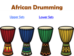 African Drumming Complete SOW with non-drumming tasks by gmead101 ...