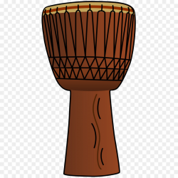 Africa Djembe Drum Clip art - African Cliparts png download - 486 ...