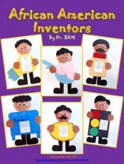 Black History Month Craft: African American Inventors - Set of 6 ...