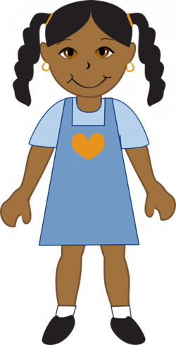 28+ Collection of African American Baby Girl Clipart Free   High ...