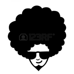 28+ Collection of Afro Hair Drawing Men | High quality, free ...