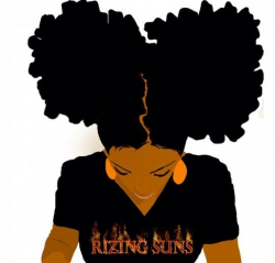 Afro Hair Silhouette at GetDrawings.com | Free for personal use Afro ...