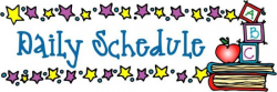 Inspiring Idea Schedule Clipart Daily - cilpart