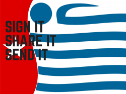 Back the Swim & Let West Papua Vote Global Petition Launch   INFOPAPUA
