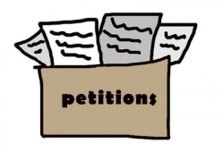 Think before you sign' — no takebacks of signatures – From Our Corner