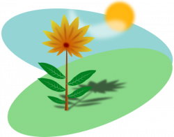 Summer Clipart - Sun, Hot Weather, Beach and BBQ Graphics
