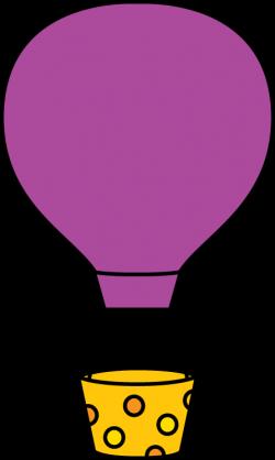 Hot Air Balloon Clip Art - Hot Air Balloon Images
