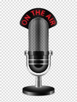 Wireless microphone Radio , Microphone transparent ...