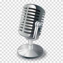 Wireless microphone Radio Podcast, microphone transparent ...