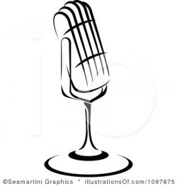 Radio Microphone Clip Art   Clipart Panda - Free Clipart Images