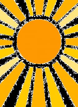 A Sun Ray - ClipArt Best | Illustration inspiration | Pinterest ...