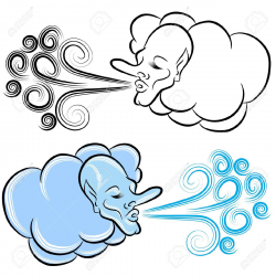 wind, air, blowing) | Clipart Panda - Free Clipart Images