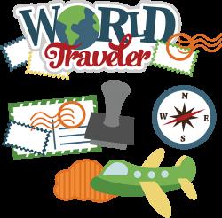 World Traveler SVG vacation svg file traveling svg files airplane ...