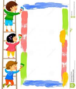 602 best clipart / frame doodle / paper / page border images on ...