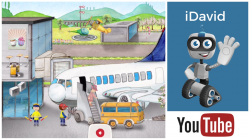 Tiny Airport Video for Kids by Wonderkind - YouTube