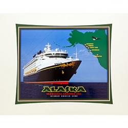 Disney alaska cruise clipart