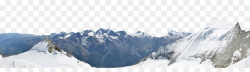 Mountain Download Snow - Snow Mountain png download - 1200*326 ...