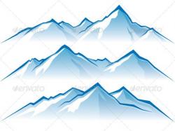 Mountains | Mountain range, Silhouettes and Pyrography