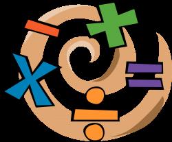 Algebra Symbols Clipart