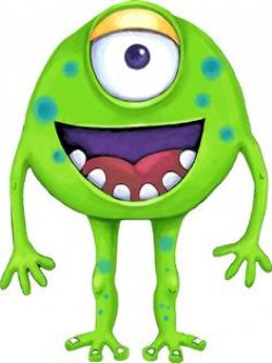 Your Free Art: Cute Blue, Purple and Green Cartoon Alien Monsters ...
