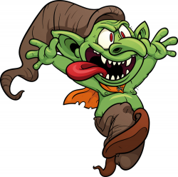 Jared Unzipped: What's The Difference Between A Goblin And A Troll?