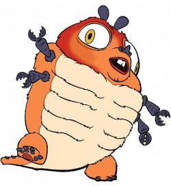 Monsters vs. Aliens Clip Art | Cartoon Clip Art